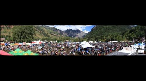 Telluride Blues & Brews Festival - VIP Deck