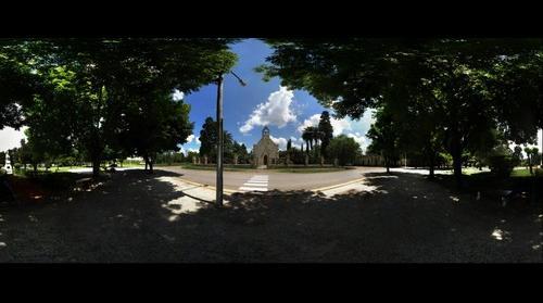 Uribelarrea, Plaza Principal del pueblo