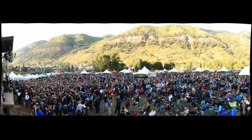Telluride Blues & Brews - Willie Nelson