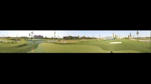 Campo Golf. UMH
