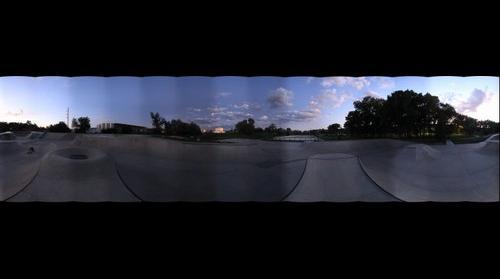 NightTimeMontroseSkatePark