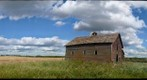 Old barn near Tawitinaw, Alberta