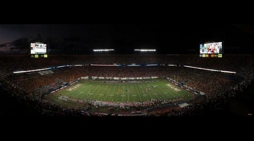 2011 Miami Hurricanes vs Ohio State Buckeyes