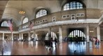 Ellis Island ~ Interior View