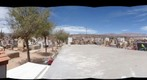 Cemetery of Humahuaca (at 3500 meters above sea level)