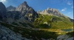 Valley of Zelene Pleso