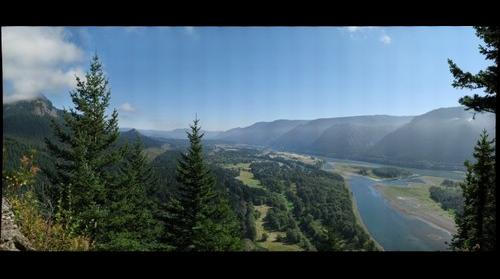 Beacon Rock, Columbia River Gorge