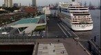 Hamburg Docklands with Cruise Terminal