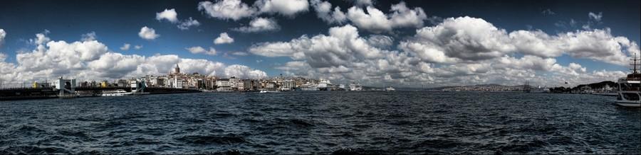 a view from istanbul... Turkey / Türkiye