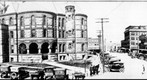 Downtown Waxahachie, March 1919