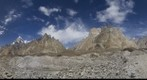 Trek to K2 -  Trango group - Baltoro glacier, from Paiju to Urdukas camp