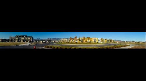 New Apartments at Daybreak Community, South Jordan, Utah, USA
