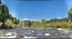 Arkansas River in the fall. Colorado