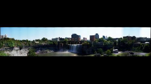 Rochester NY High Falls