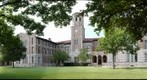 Rice University: Keck Hall and UFO