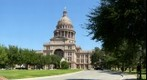 Texas Capital Building - Front View