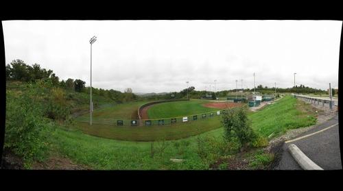 HHS Softball Field and Valley