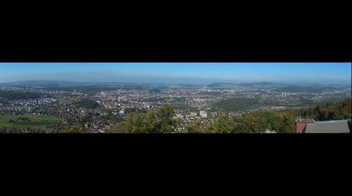 Bern/Berne - View from Gurten