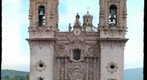 Iglesia de Santa Prisca en Taxco, Morelos Mexico.
