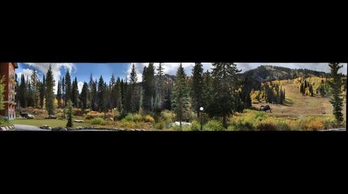 Solitude Ski Area Villiage 10-3-2011