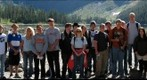 Flathead High School ESS Class at Avalanche Lake