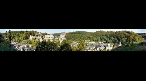 Europe, Luxembourg, Larochette