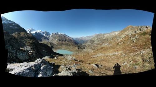 Steinsee und Steingletscher