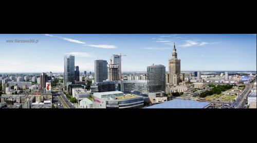 City Warsaw - Center 2011