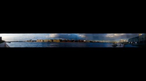 Russia, St.-Petersburg, Neva river