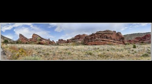 Red Rocks Park, Morrison, Colorado