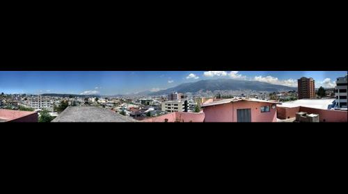 Quito Rooftops