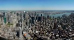 NY from the Empire stat building 102nd