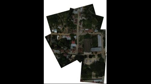 Vista aerea del valle de Sanjuan Tolima