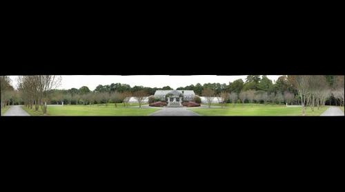 Birmingham Botanical Gardens Conservatory