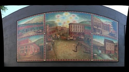 Mural 1: Missoula, Montana