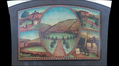 Mural 2: Missoula, Montana