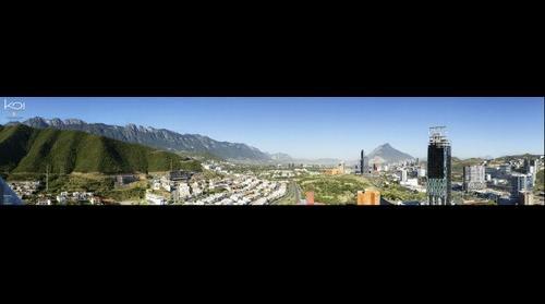 Vista desde KOI sky residences - IDEI Vertical