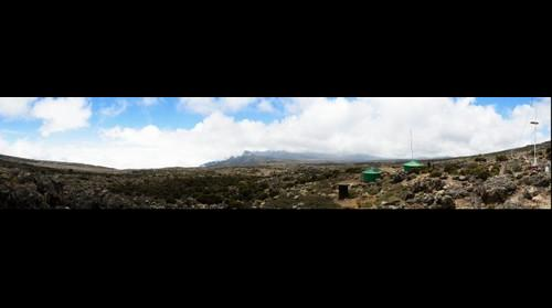 Kilimanjaro - Shira 1 Camp - Lemosho Route