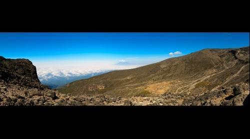 Kilimanjaro - Karanga Valley