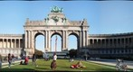 "Third test. OCT 15 2011  ""Le Cinquantenaire"", ""Monument of the fiftieth anniversary"" Belgium independance"