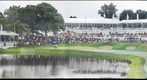 BMW Championship - Panorama 3 - 18th Green Finish - September 18, 2011