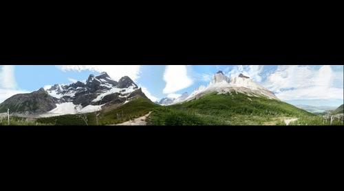 Valle de Frances - Mirador Frances