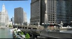 Chicago River with Tribune Building 2