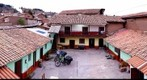 View from hostel in Calle Tullumayo, Cusco