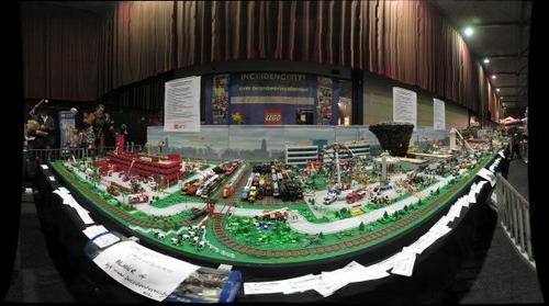 Lego World 2011 - Incident City (I)