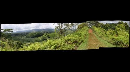 Kuilau Ridge Trail 360