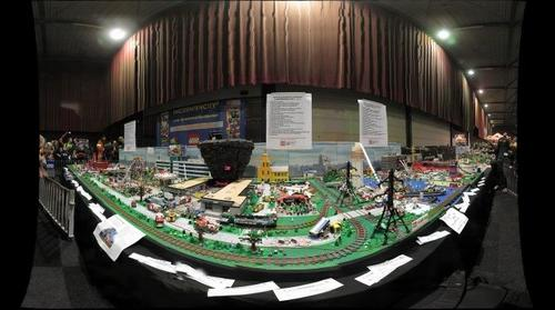 Lego World 2011 - Incident City (II)