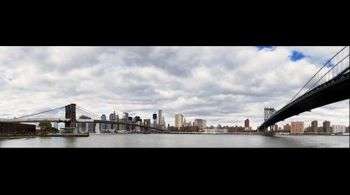 Manhattan as viewed from Brooklyn