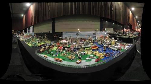 Lego World 2011 - Four Seasons