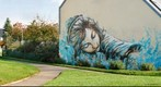 Alice Pasquini - Crimes of Minds episode #3 photo par Kevin Perro et Olivier Pareau
